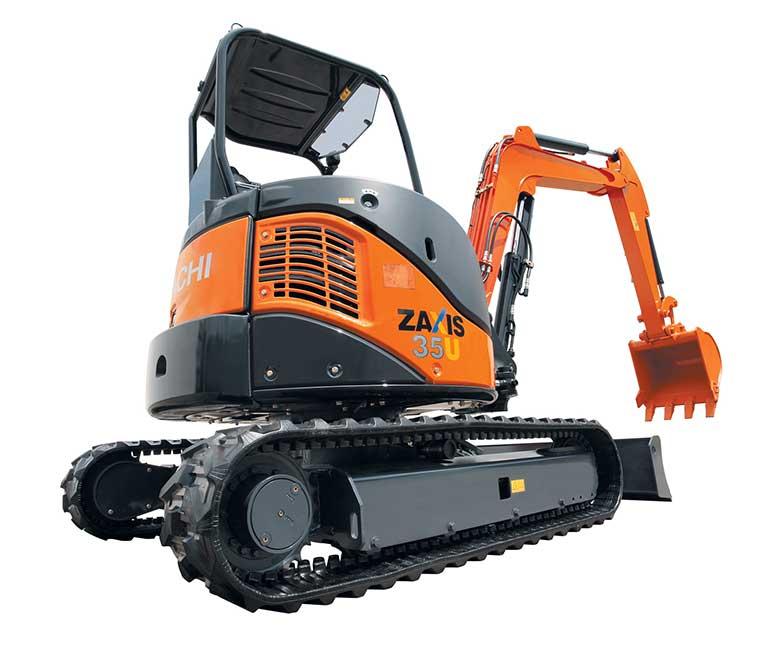 Hitachi ZX35U